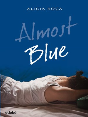 cover image of Almost Blue