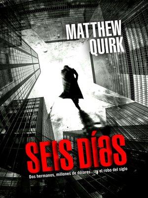 cover image of Seis días