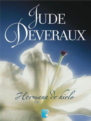 cover image of Hermana de hielo