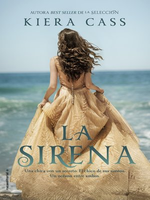 cover image of La sirena