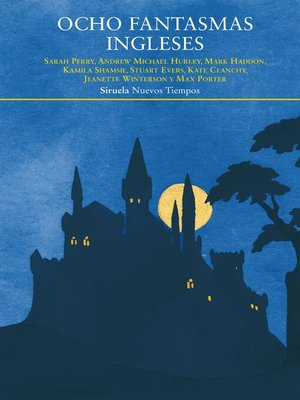 cover image of Ocho fantasmas ingleses