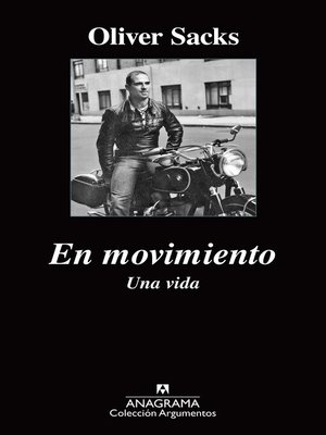 cover image of En movimiento. Una vida