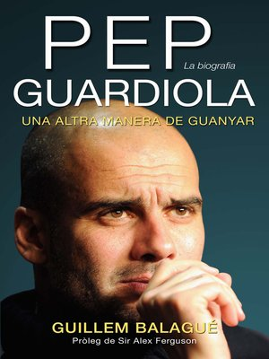cover image of Pep Guardiola