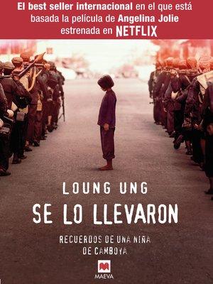 cover image of Se lo llevaron