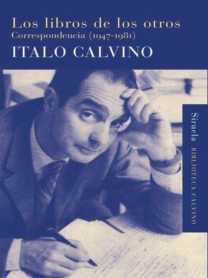 cover image of Los libros de los otros