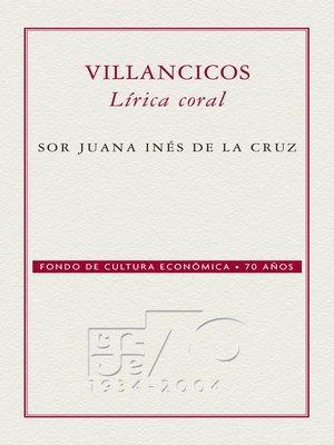 cover image of Villancicos