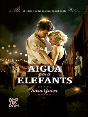 cover image of Aigua per a elefants