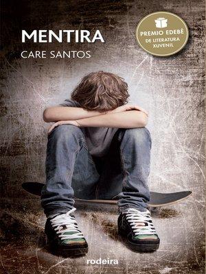 cover image of Mentira (Premio Edebé Xuvenil 2015)