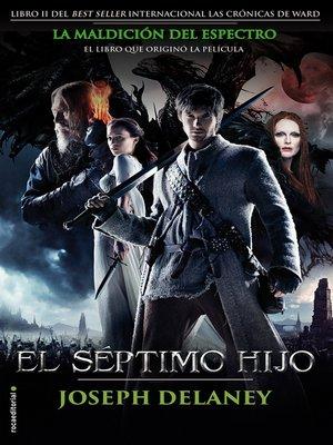cover image of La maldición del Espectro
