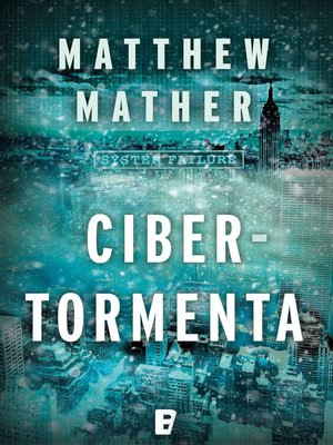 cover image of Cibertormenta