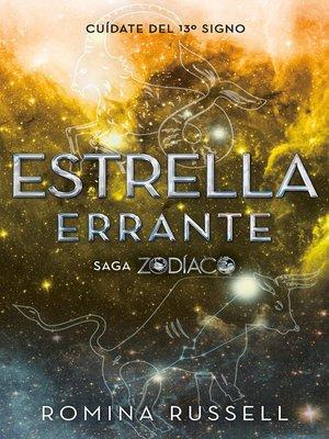 cover image of Estrella errante