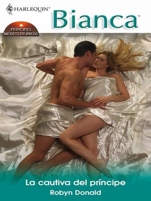 cover image of La cautiva del príncipe