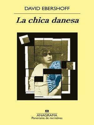 cover image of La chica Danesa