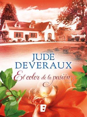 cover image of El color de la pasión (Saga Edilean 3)