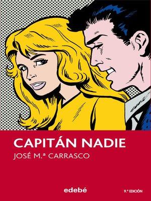cover image of El Capitán Nadie