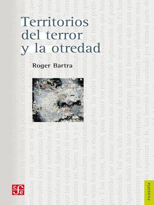 cover image of Territorios del terror y la otredad
