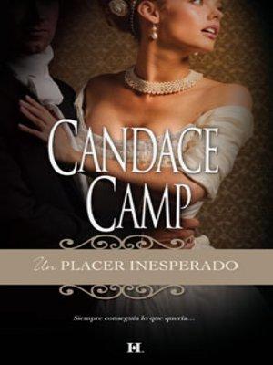 cover image of Un placer inesperado