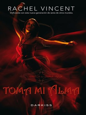 cover image of Toma mi alma