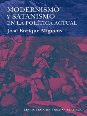 cover image of Modernismo y satanismo en la política actual