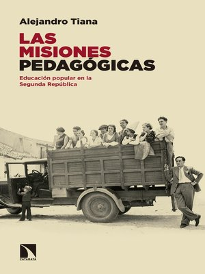 cover image of Las misiones pedagógicas