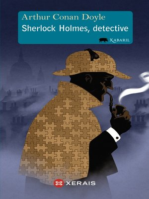 cover image of Sherlock Holmes, detective
