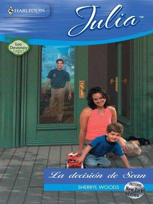 cover image of La decisión de Sean