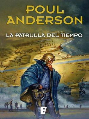 cover image of La patrulla del tiempo