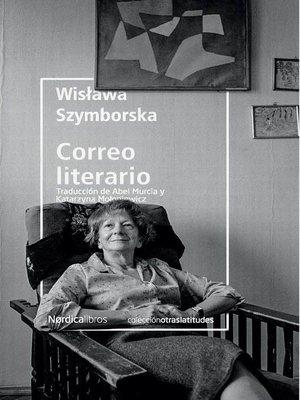 cover image of Correo literario