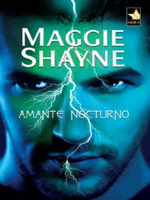 cover image of Amante nocturno