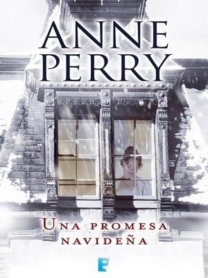 cover image of Una promesa navideña (Historias navideñas 5)