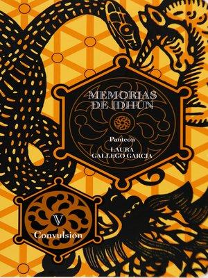 cover image of Memorias de Idhún. Panteón. Libro V