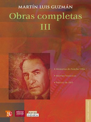cover image of Obras completas, 3