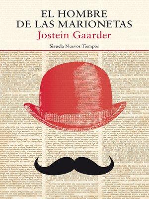 cover image of El hombre de las marionetas