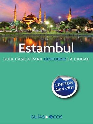 cover image of Estambul. Edición 2014-2015
