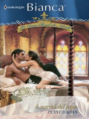 cover image of A merced del jeque