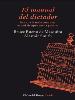 cover image of El manual del dictador