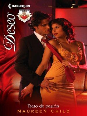 cover image of Trato de pasión