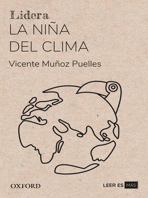 cover image of La niña del clima