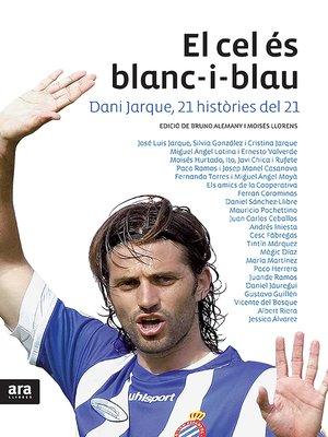 cover image of El cel és blanc-i-blau