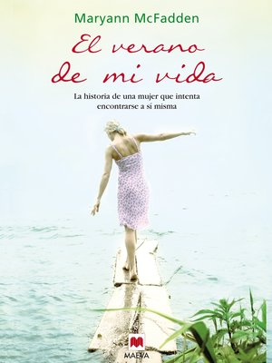cover image of El verano de mi vida
