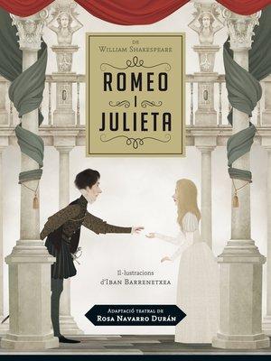 cover image of Adaptació teatral de ROMEO I JULIETA, de Rosa Navarro Durán