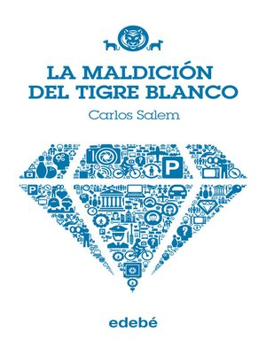 cover image of TIGRE BLANCO 2