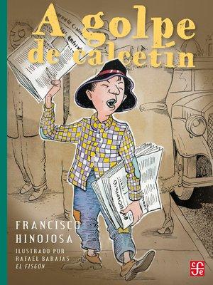 cover image of A golpe de calcetín