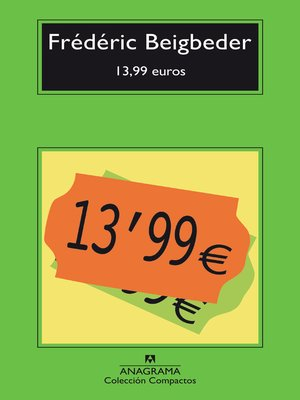 cover image of 13,99 euros