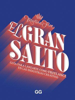 cover image of El gran salto