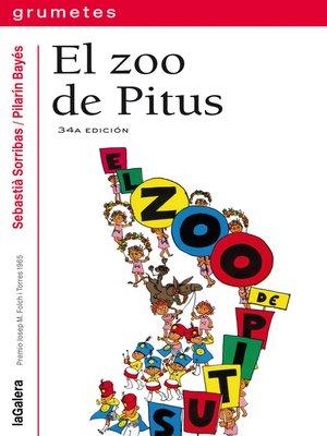 cover image of El zoo de Pitus
