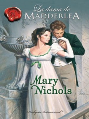 cover image of La dama de Madderlea