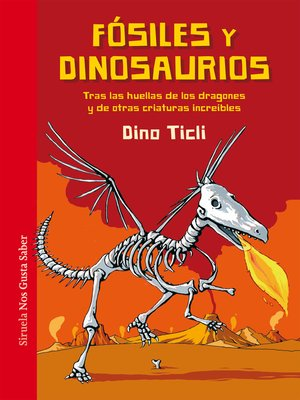 cover image of Fósiles y dinosaurios