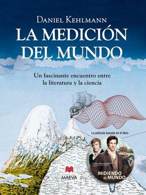 cover image of La medición del mundo