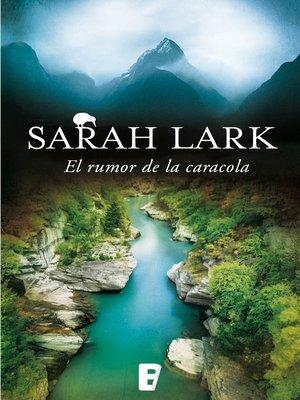 cover image of El rumor de la caracola (Trilogía del Fuego 2)
